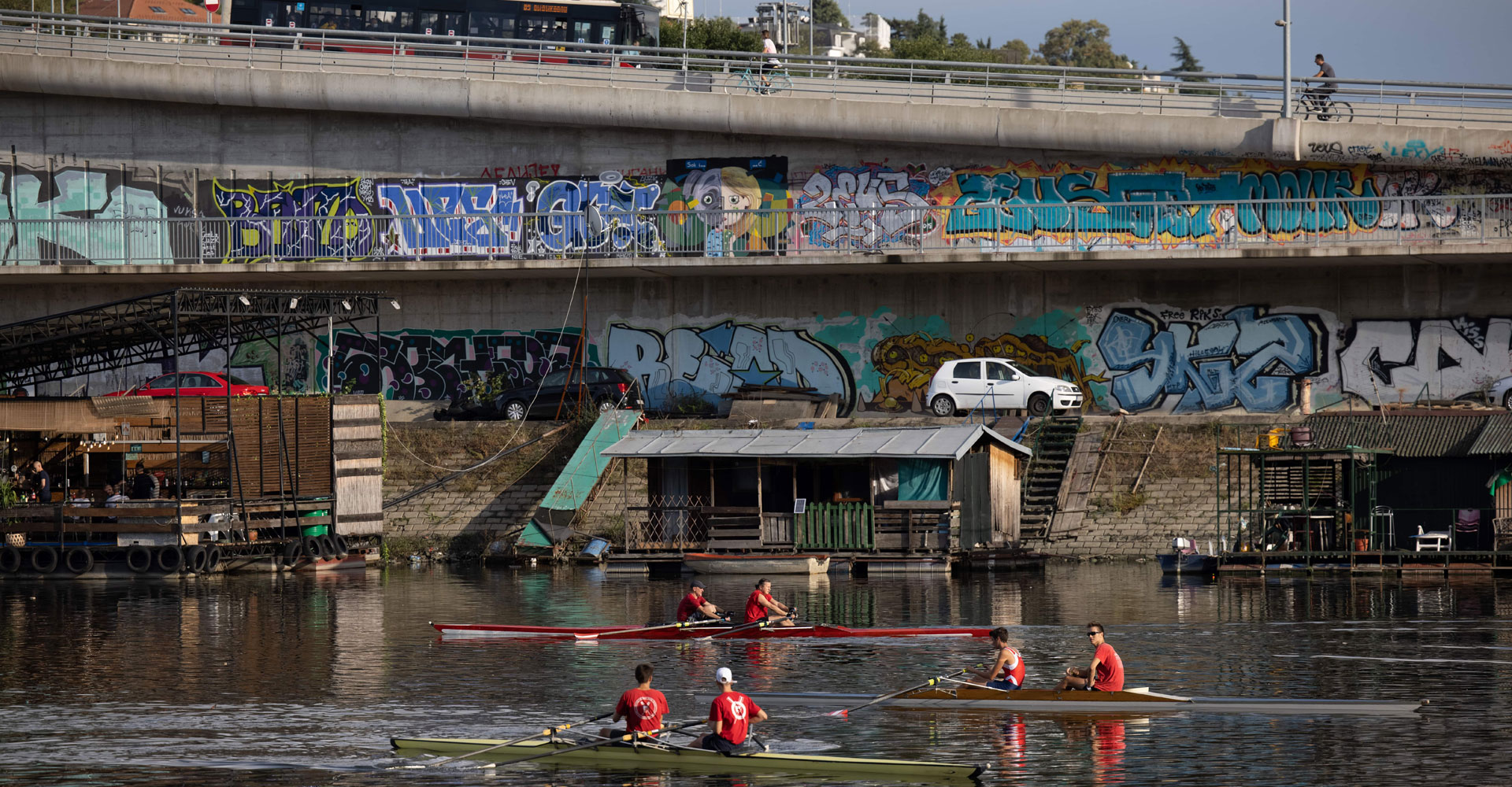 Rekreativno veslanje